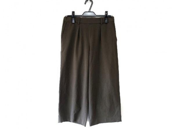 自由区/jiyuku(ジユウク) パンツ サイズ38 M レディース カーキ