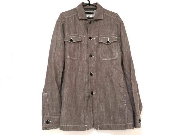 23区 HOMME(ニジュウサンク オム) ジャケット メンズ美品  ブラウン