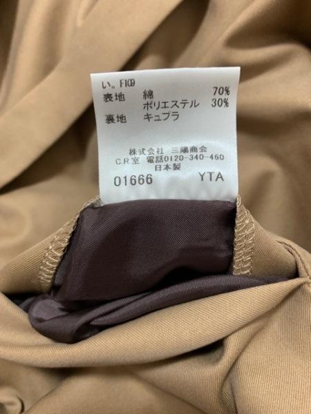 ラブレス トレンチコート サイズ34 S レディース美品  ライトブラウン 春・秋物