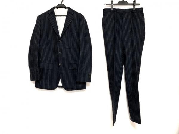 Takizawa Shigeru(タキザワシゲル) シングルスーツ サイズ4646/79 メンズ 黒×白