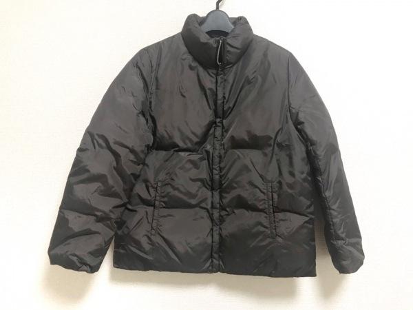 GALERIE VIE(ギャルリーヴィー) ダウンジャケット メンズ美品  ダークグレー 冬物