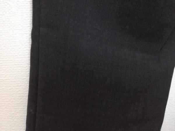 INED(イネド) レディースパンツスーツ サイズ2 M レディース ダークグレー 3点セット