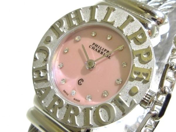 PHILIPPE CHARRIOL(フィリップシャリオール) 腕時計 サントロペ 6009908 レディース