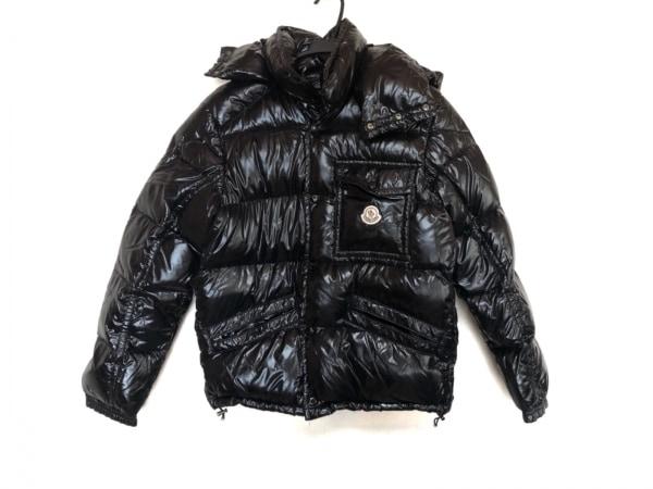 モンクレール ダウンジャケット メンズ美品  カラク(KARAK) 41307-50-68950 黒 冬物