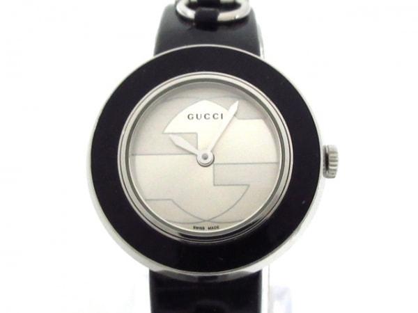 GUCCI(グッチ) 腕時計 129.5 レディース アイボリー