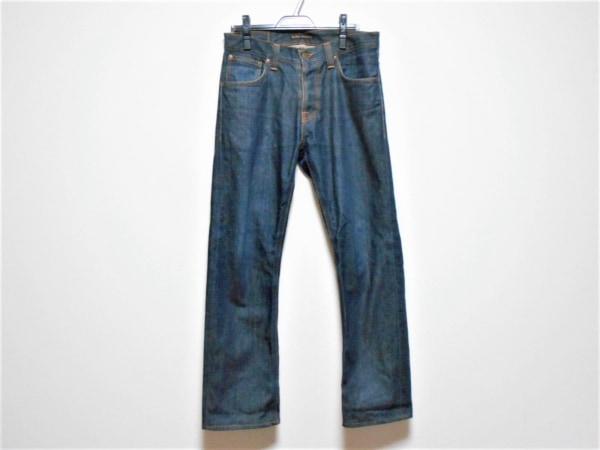 NudieJeans(ヌーディージーンズ) ジーンズ サイズ32 XS メンズ ダークネイビー