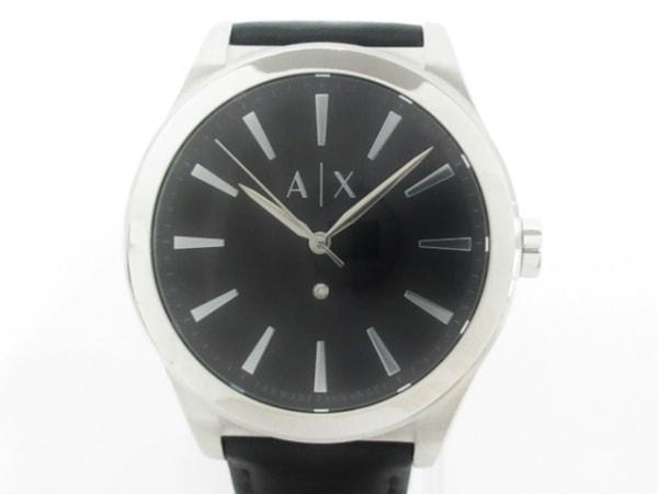 ARMANIEX(アルマーニEX) 腕時計 AX2325 メンズ 黒