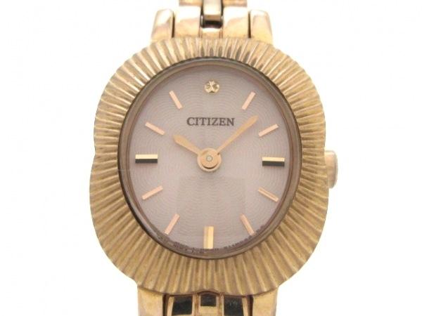 CITIZEN(シチズン) 腕時計 G620-S081645 レディース ピンク