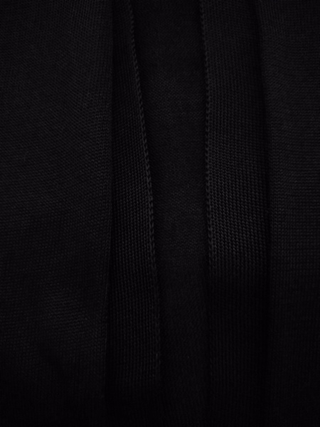 エミリオプッチ カーディガン サイズS レディース 黒 シルク/レース/ロング丈