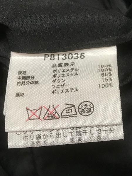 PICONE(ピッコーネ) ブルゾン サイズ40 M レディース 黒 冬物