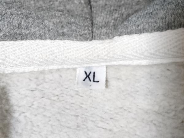 CHUMS(チャムス) パーカー サイズXL メンズ グレー