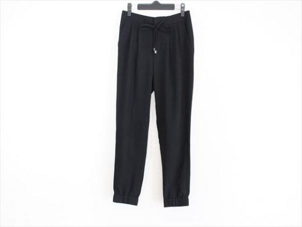 DRESSTERIOR(ドレステリア) パンツ サイズ36 S レディース 黒 ウエストゴム
