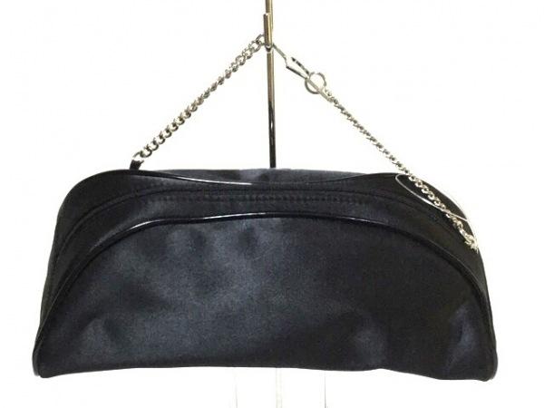 Dior Beauty(ディオールビューティー) ハンドバッグ新品同様  黒 スター