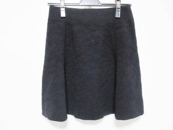theory(セオリー) ミニスカート サイズS レディース 黒