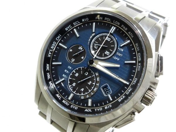 CITIZEN(シチズン) 腕時計 アテッサ H804-T018696 メンズ ブルー