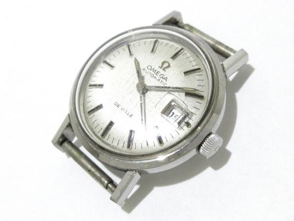 OMEGA(オメガ) 腕時計 シーマスター/デビル - レディース シルバー