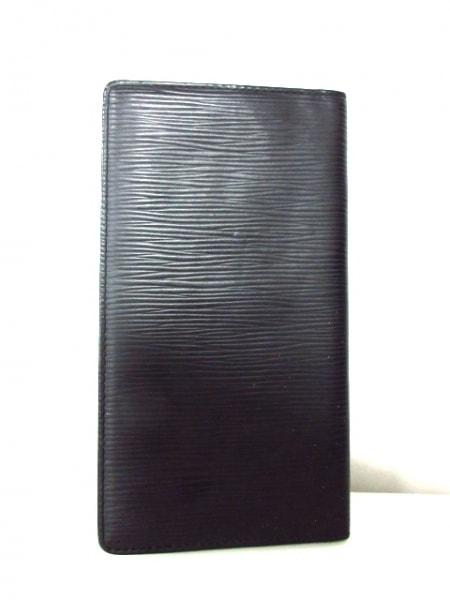 ルイヴィトン 札入れ エピ ポルトカルトクレディ円 M63212 ノワール 2