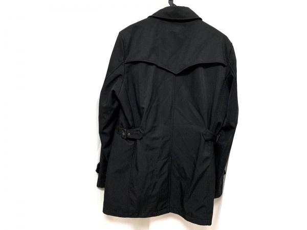 JUN MEN(ジュンメン) コート サイズL1 メンズ美品  黒 冬物
