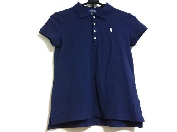 ポロラルフローレン 半袖ポロシャツ サイズXL/TG メンズ美品  ネイビー
