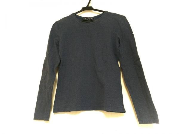 SAINT JAMES(セントジェームス) 長袖Tシャツ レディース ネイビー