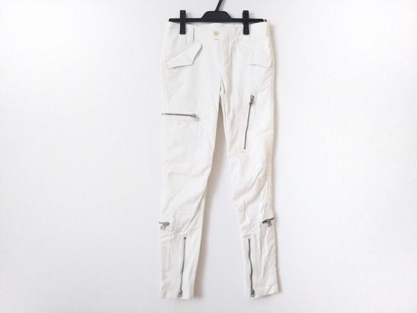 RalphLauren(ラルフローレン) パンツ サイズ0 XS レディース アイボリー
