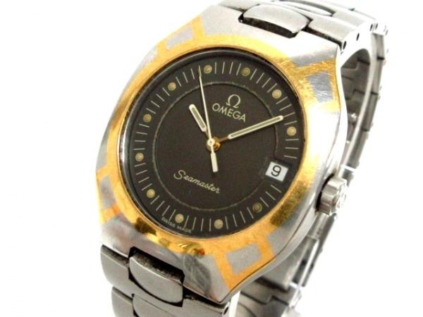 OMEGA(オメガ) 腕時計 シーマスターポラリス - メンズ ダークグレー