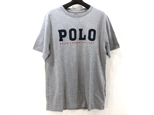 POLObyRalphLauren(ポロラルフローレン) 半袖Tシャツ サイズXL メンズ美品