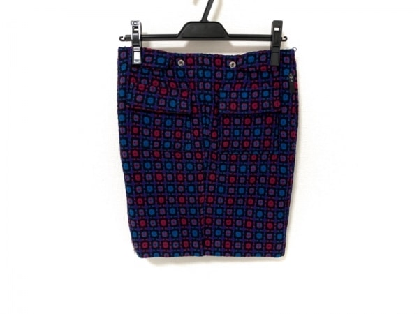 EMPORIOARMANI(エンポリオアルマーニ) スカート サイズ4(USA) S レディース美品