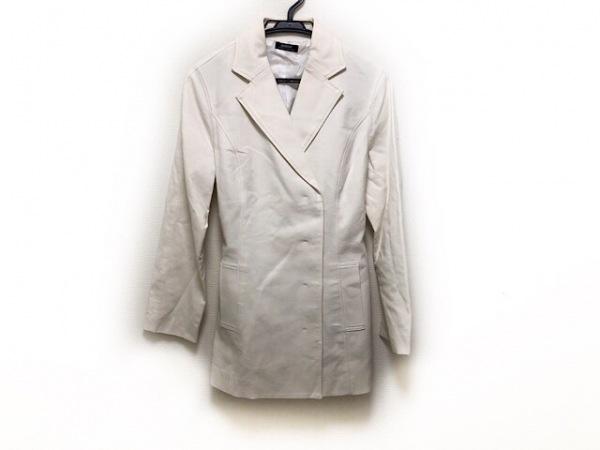 epolene(エポレーヌ) コート サイズ9 M レディース アイボリー 春・秋物