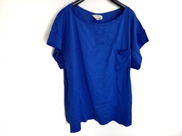 forte_forte(フォルテフォルテ) 半袖Tシャツ サイズ0 XS レディース美品  ブルー