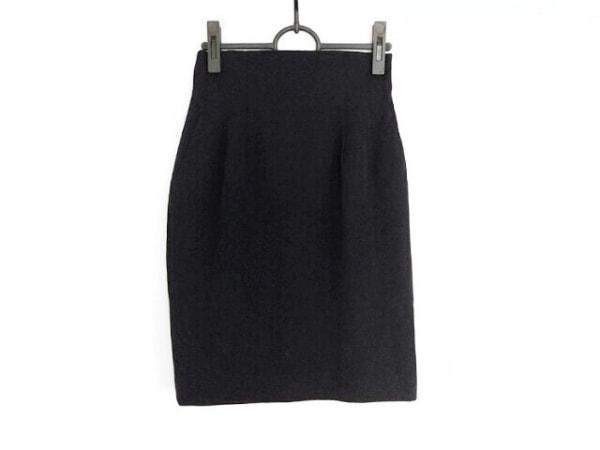 Pinky&Dianne(ピンキー&ダイアン) スカート サイズM レディース美品  黒