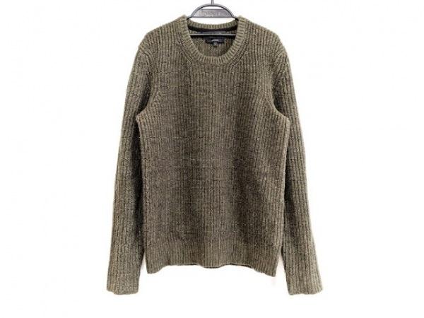 rag&bone(ラグアンドボーン) 長袖セーター サイズS メンズ ダークグリーン