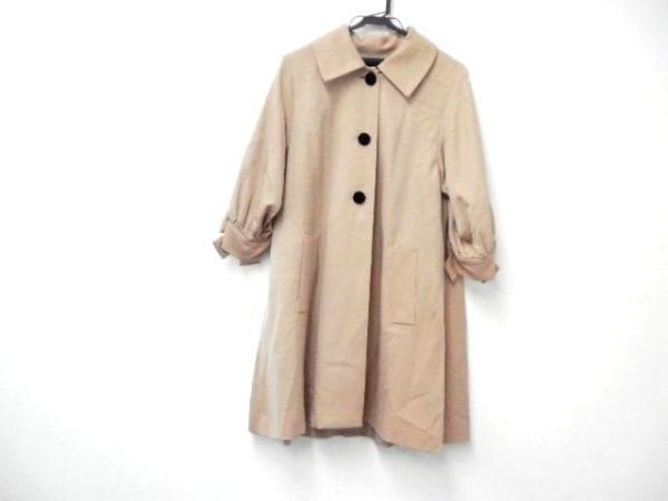 コージワタナベ スタイル コート サイズ96 レディース美品  ピンクベージュ