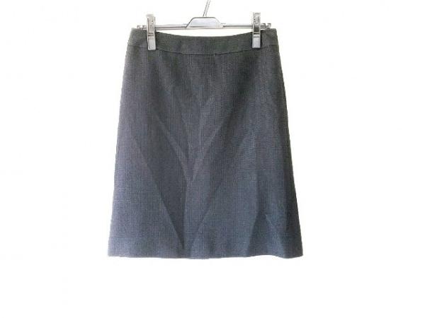 Burberry LONDON(バーバリーロンドン) スカート サイズ40 L レディース美品  黒