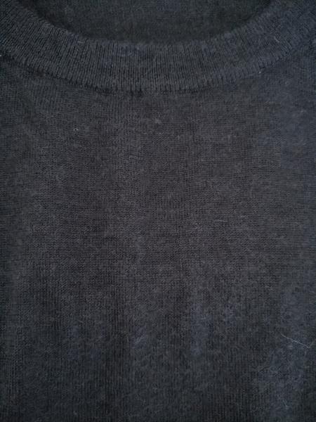 ジユウク アンサンブル サイズ38 M レディース ダークグレー シルク×カシミヤ