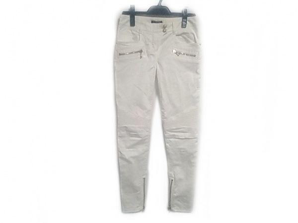 BALMAIN(バルマン) パンツ サイズ34 S メンズ アイボリー