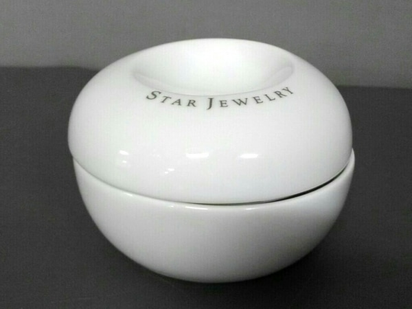 STAR JEWELRY(スタージュエリー) 食器新品同様  白 陶器
