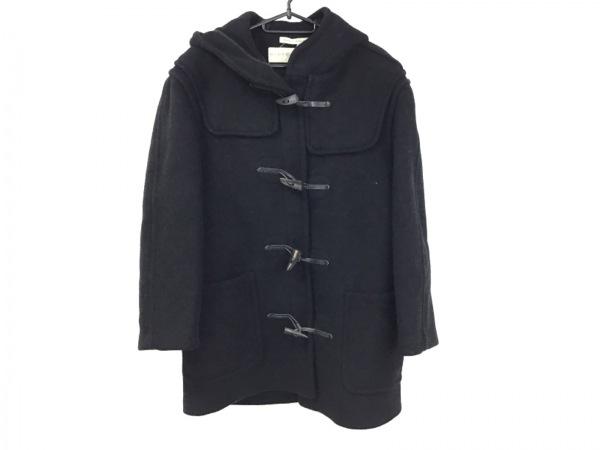 gloverall(グローバーオール) ダッフルコート サイズ10 L レディース 黒 冬物