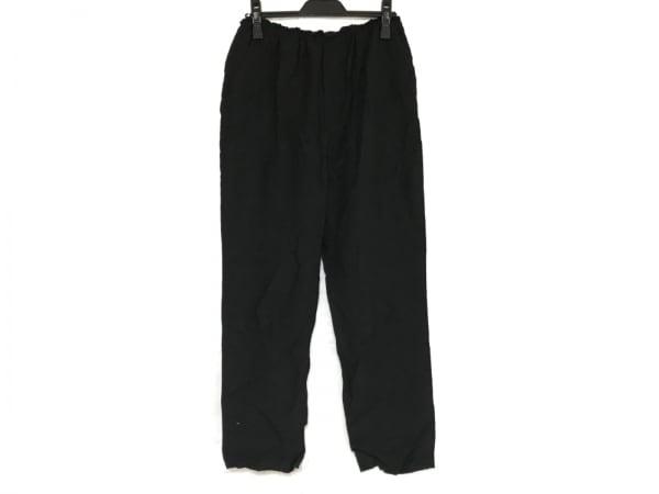 whim gazette(ウィムガゼット) パンツ サイズ38 M レディース 黒