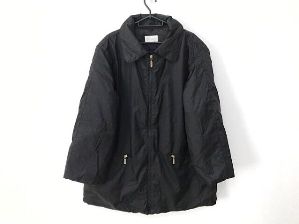 OTTO(オットー) コート メンズ美品  黒 中綿/冬物/collection