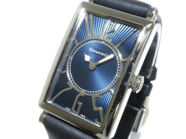 ティファニー 腕時計 ギャラリーレクタンギュラー Z3001.10.10A61A50A レディース
