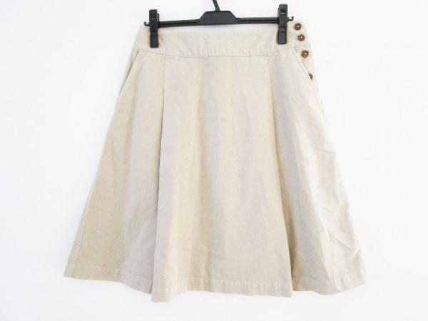 MHL.(マーガレットハウエル) スカート サイズ2 M レディース ライトブラウン