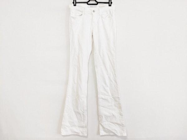 J Brand(ジェイブランド) パンツ サイズM レディース 白