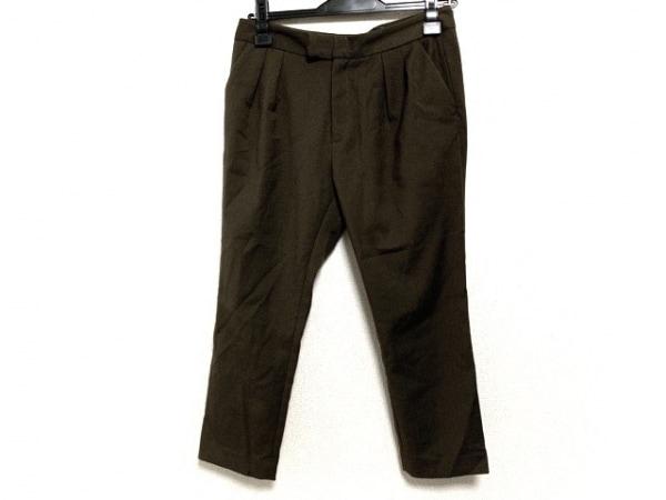 Lisiere(リジェール) パンツ サイズ38 M レディース カーキ