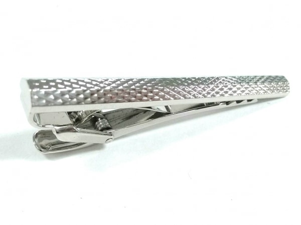 dunhill/ALFREDDUNHILL(ダンヒル) ネクタイピン美品  金属素材 シルバー