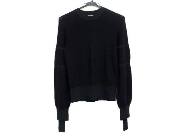 スリーワンフィリップリム 長袖セーター サイズS レディース美品  黒