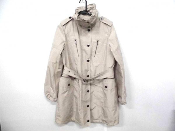 バーバリーロンドン コート サイズ40 M メンズ美品  グレージュ 冬物