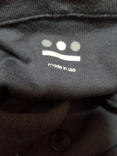 three dots(スリードッツ) ジャケット サイズM メンズ美品  パープル