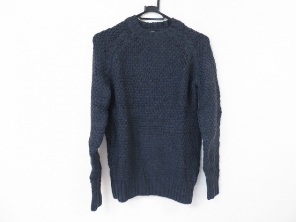 Letroyes(ルトロワ) 長袖セーター サイズM メンズ美品  ダークグレー