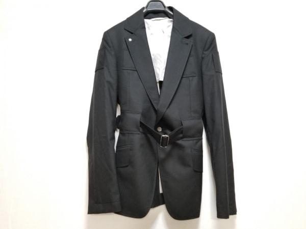 ヴィヴィアンウエストウッドマン ジャケット サイズ44 L メンズ 黒 肩パッド